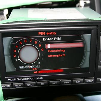 Home   Volkswagen Skoda Audi Radio Unlock Code