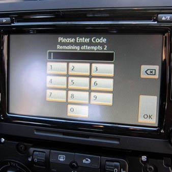 Home | Volkswagen Skoda Audi Radio Unlock Code